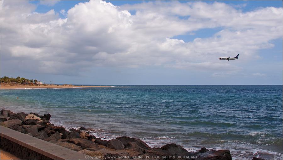 Lanzarote :: Tag 20 | Puerto del Carmen - Anflug