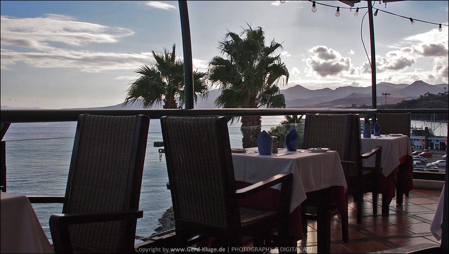 Lanzarote :: Tag 20 | Puerto del Carmen - Restaurante