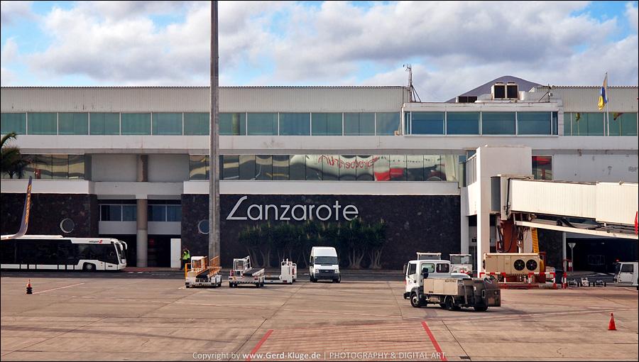 Lanzarote :: Tag 21 | Arrecife - Flughafen