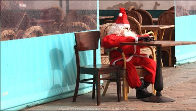 Frohes Fest - Feliz Navidad