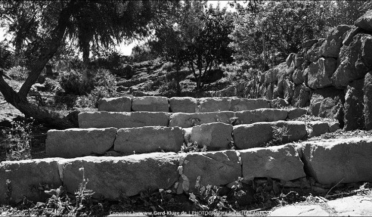 GRAUSTUFE - Stufen