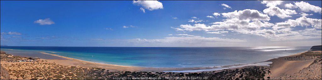 Panorama - Playa de Sotavento
