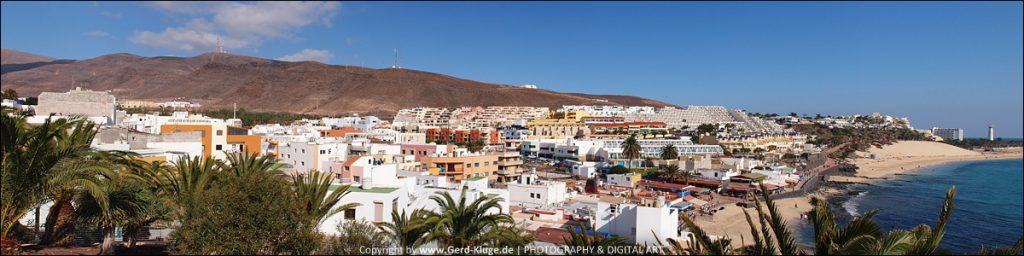 Panorama - Morro Jable