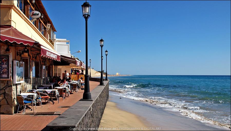 An der Playa de la Cebada | Morro Jable