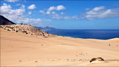 Und ab in die Sandwüste |El Jable - Punta Paloma