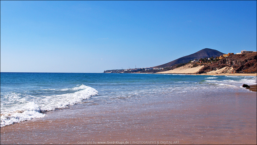 An der Playa de Butihondo   Esquinzo