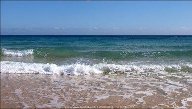 Badetag | Playa El Salmo