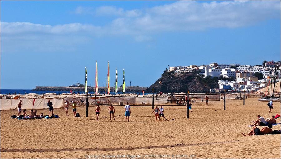 Playa de la Cebada - Morro Jable