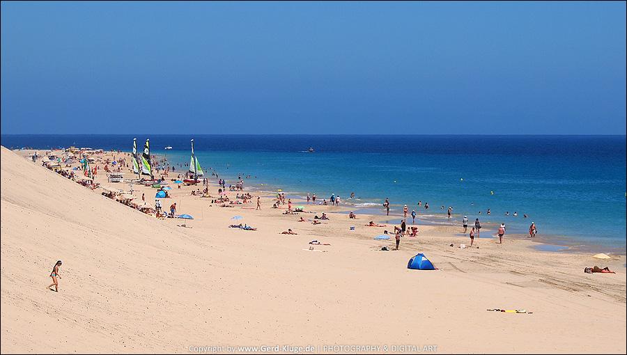 Geht doch…   Playa de la Cebada - Morro Jable