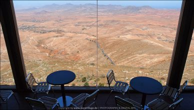 Schwindelerregende Aussicht - Mirador de Morro Velosa