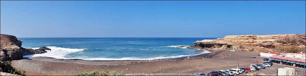 Panorama – Playa de Ajuy