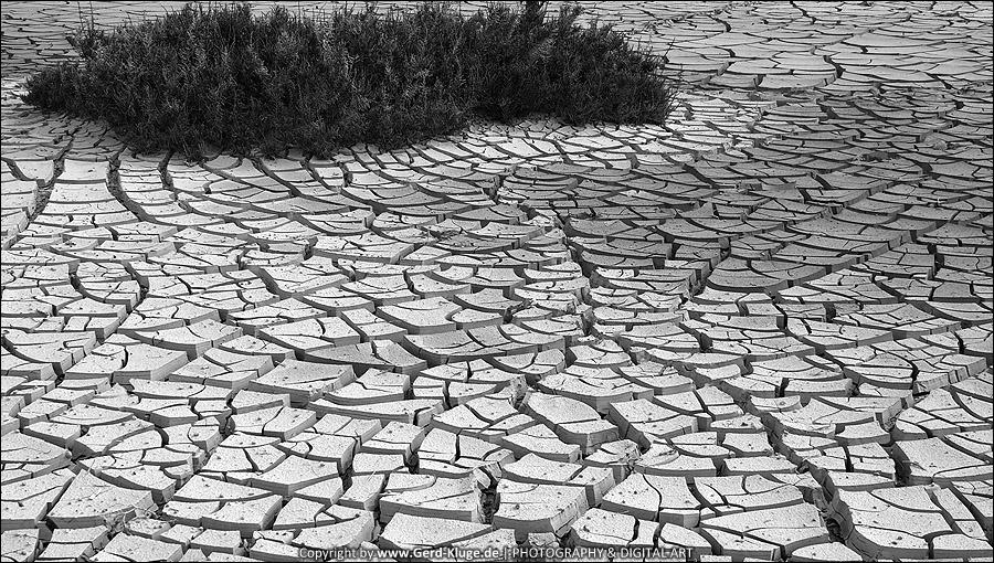 Entfärbtes Fuertenventura | Getrockneter Sand - Playa de Sotavento