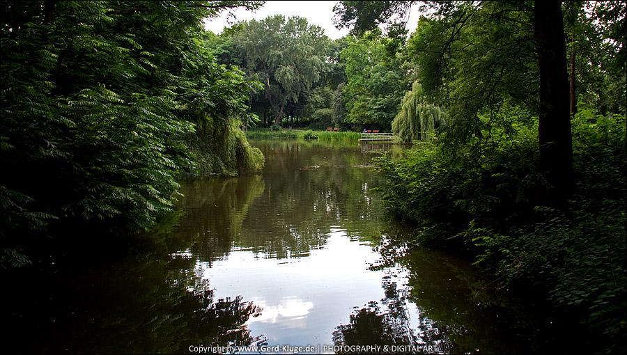 Kleiner Spaziergang im Kaisergarten