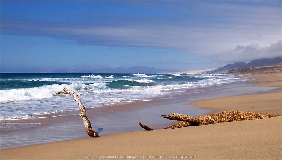 La Isla Fuerteventura | Die Einsamkeit spüren an der Playa de Cofete