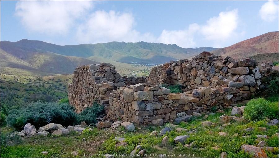 La Isla Fuerteventura | Reste vergangener Zeiten im Parque Rural de Betancuria