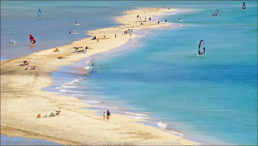 La Isla Fuerteventura | Traumstrand Playa Risco del Paso