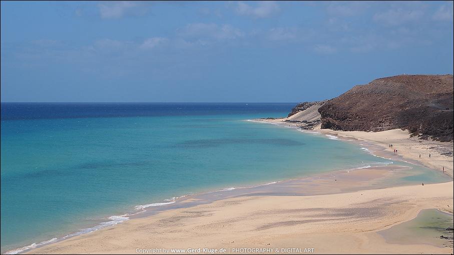 La Isla Fuerteventura | Playa de Mal Nombre