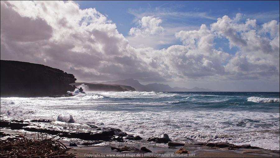 La Isla Fuerteventura | Die wilde Westküste von La Pared