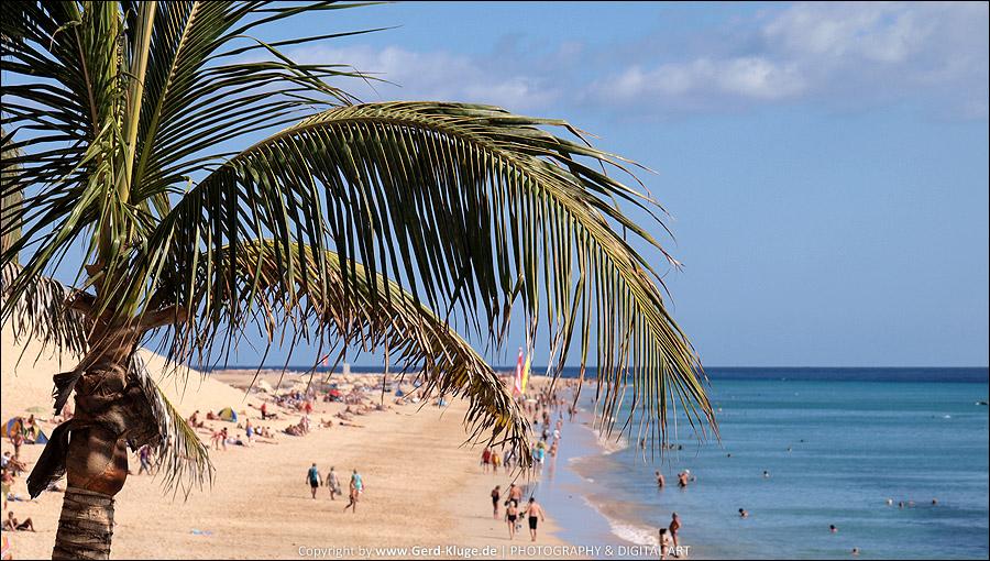 Der Stadtstrand von Morro Jable | Playa de la Cebada