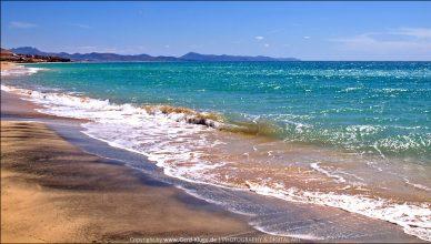 Sommer, Sonne, Strand und Meer | Playa de Sotavento