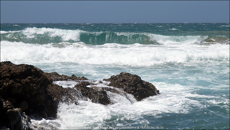 Fuerteventura :: Tag 3 | Wellen über Wellen