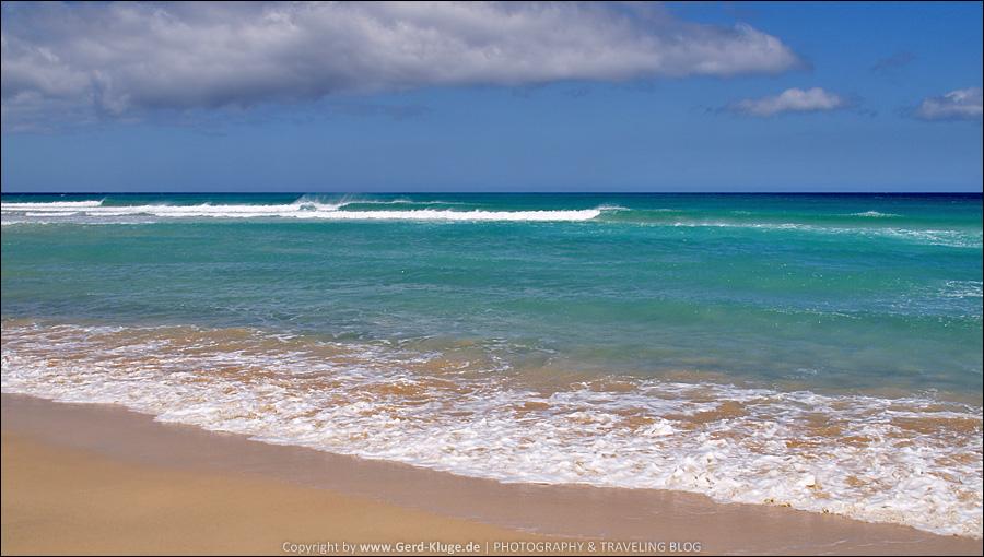 Fuerteventura :: Tag 4 | Immerhin ein Strandspaziergang
