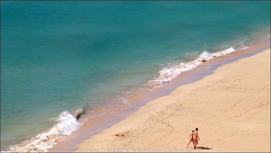 Fuerteventura :: Tag 7 | Bei Flut über den Berg