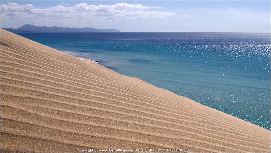 Fuerteventura :: Tag 9   Vögel erschrecken und Quallen ausweichen