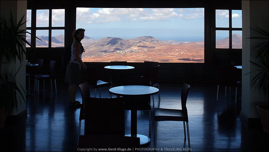 Fuerteventura :: Tag 11 | Aussichtspunkt mit Kaffee und Kuchen