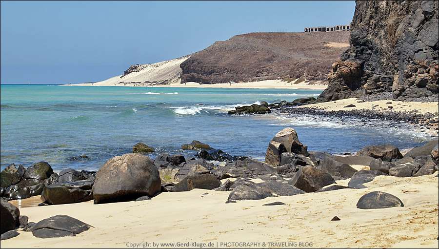 Fuerteventura :: Tag 19 | Wolkenlos und ruhiges Meer