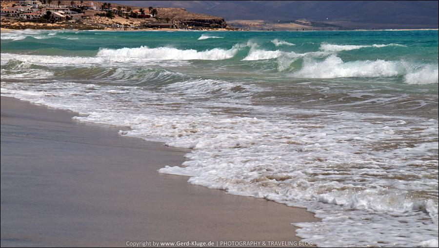 Fuerteventura :: Tag 17 | Das Wellenbad hat heute auf