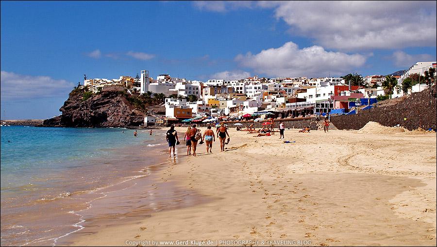 Fuerteventura :: Tag 23 | Spazieren und die Füße im Wasser