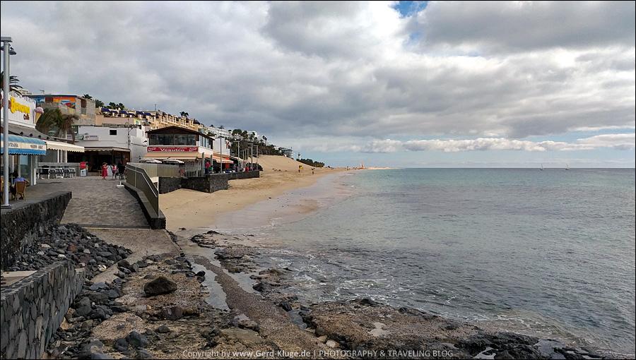 Die ersten Urlaubstage seit langer Zeit | Morro Jable - Playa de Cebada