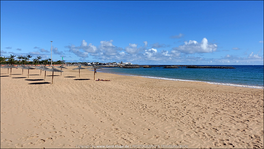 Die ersten Urlaubstage seit langer Zeit | Playa de Caleta de Fuste