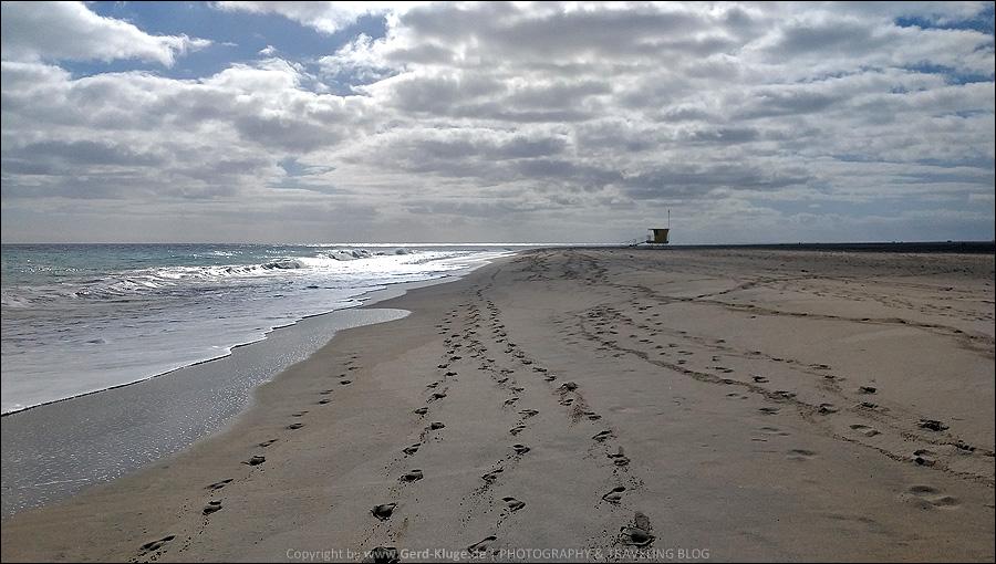 Die ersten Urlaubstage seit langer Zeit | Playa del Matorral