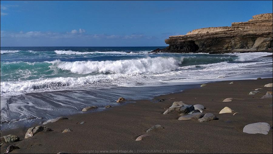 Kanaren sind wieder Corona-Risikogebiet | Playa de Ajuy
