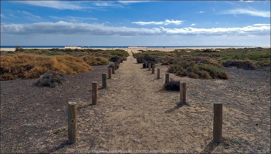 Jetzt steigt auch hier die 7-Tage-Inzidenz | Jandia - Playa del Matorral